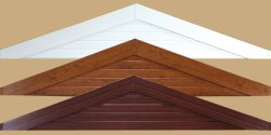 Lidget Garage replacement fascias