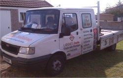 concrete garage sales, repair, refurbishment and demoliton